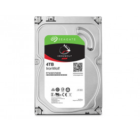 HD Seagate IronWolf ST4000VN008 4TB 64MB SATA 6GB/s