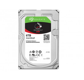 HD Seagate IronWolf ST6000VN0041 6TB 128MB SATA 6GB/s