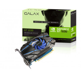 Placa de Video Geforce GALAX GT 1030 2GB 30NPH4HVQ4ST