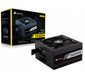 Fonte Corsair TX 850W Modular 80 Plus Gold CP-9020130-WW