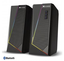 Caixa de Som Vinik Blast RGB LED 10W com Bluethooth CXBLRGB10W
