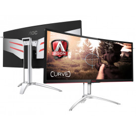 Monitor AOC GAMER AG352QCX 35 LED 2560X1080 Ultra Wide