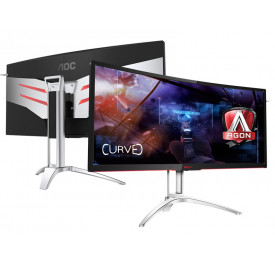 MONITOR GAMER AOC AG352UCG 35 LED 3440 X 1440 ULTRA WIDE DP HMDI