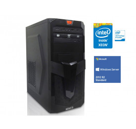 Servidor Centrium SC-T1200 Quad Core Xeon 1220V3 3.1GHZ 8GB / 1TB / Windows Server 2012