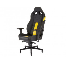 Cadeira Corsair T2 ROAD WARRIOR CF-9010010-WW Preto/Amarelo