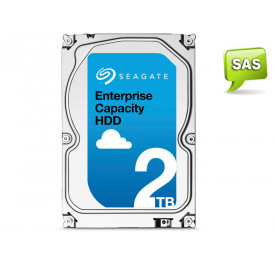 HD Seagate Enterprise ST2000NM0045 2TB 128MB SAS 12GB/s