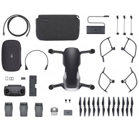 Drone DJI MAVIC AIR FLY MORE COMBO ONYX BLACK
