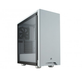 Gabinete Corsair Carbide 275R Vidro Temperado Branco CC-9011133-WW