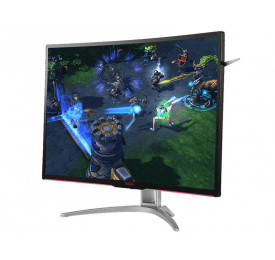 "Monitor AOC Gamer LED AG322FCX/75 31.5"" Curve 144Hz"