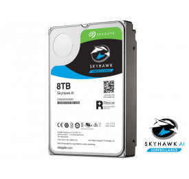 HD Seagate SkyHawk 8TB ST8000VE0004 256MB SATA 6GB/s