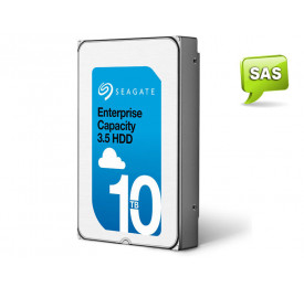 HD Seagate ENTERPRISE 24X7 ST10000NM0206 10TB 256MB SAS 12GB/S