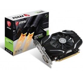 Placa de Video Geforce MSI GTX 1050TI OC 4GB DDR5 912-V809-2268