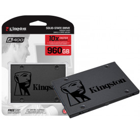 SSD Kingston A400 960GB SA400S37/960G Sata III