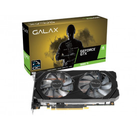Placa de Video GALAX GTX 1660TI OC 6GB GDDR6 60IRL7DSY91C
