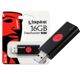 PENDRIVE KINGSTON DT106/16GB 16GB USB 3.0