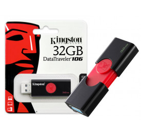 PENDRIVE KINGSTON DT106/32GB 32GB USB 3.0