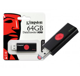 PENDRIVE KINGSTON DT106/64GB 64GB USB 3.0
