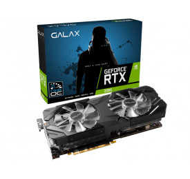 Placa de Video GALAX RTX 2080 EX RGB 8GB 28NSL6MDU9E2