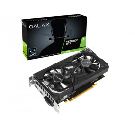 Placa de Video GALAX GTX 1650 EX 4GB 65SQH8DS08EX