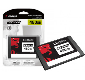 SSD KINGSTON SERVIDOR DC500R 480GB SEDC500R/480G SATA 6GB/S