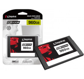 SSD KINGSTON SERVIDOR DC500R 960GB SEDC500R/960G SATA 6GB/S