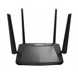 Roteador Wireless Intelbras Action RG1200 AC 1200MBPS Gigabit Dual Band