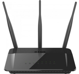 Roteador Wireless D-Link DIR-809 Dual Band 750Mbps