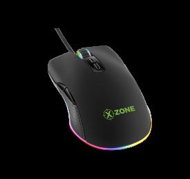Mouse Gamer XZone GMF-02 RGB 7 Botões 16400DPI