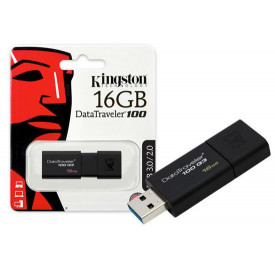 Pendrive Kingston DT100G3/16GB 16GB USB 3.0