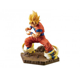 ACTION FIGURE DRAGON BALL Z - GOKU ABSOLUTE PERFECTION
