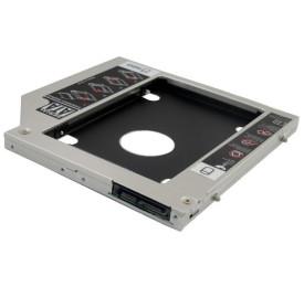 """Adaptador Caddy para HD / SSD 2.5"""" 9,5mm"""