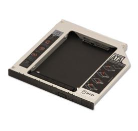 """Adaptador Caddy para HD / SSD 2.5"""" 12,7mm"""