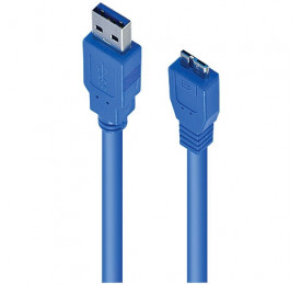 Cabo Vinik USB 3.0 Macho x Micro USB B Macho 1.2m