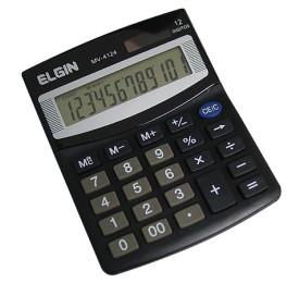 Calculadora Mesa Elgin MV-4124
