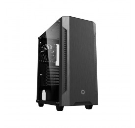 Gabinete Gamemax Gamer Fortress TG Vidro Temperado