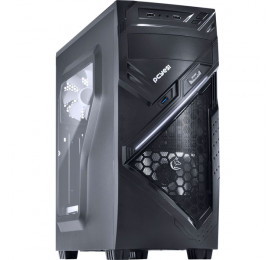 Gabinete PCYES Gamer Chacal c/ Led Branco