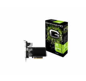 Placa de Video Geforce Gainward GT 710 2GB NEAT7100HD46-2080H