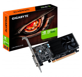 Placa de Video Geforce Gigabyte GT 1030 LP 2GB GV-N1030D5-2GL