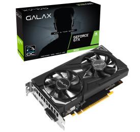 Placa de Video Geforce GALAX GTX 1650 EX 1Click OC 4GB 65SQL8DS66E6