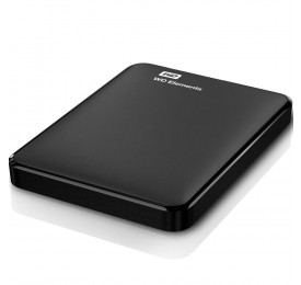HD Externo Western Digital Elements 1TB WDBUZG0010BBK