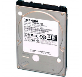 HD Toshiba Notebook 1TB Sata