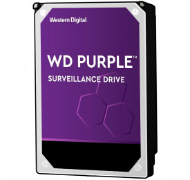 HD Western Digital Purple WD60PURZ 6TB 64MB SATA III