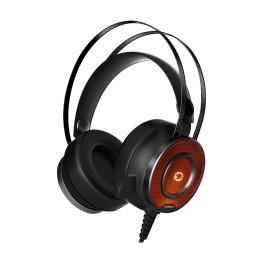 Headset Gamer Gamemax G200 PRO LED RGB USB+P2