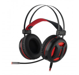Headset Redragon MINOS H210 7.1 Surround USB Preto