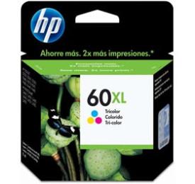 Cartucho HP 60XL Colorido 15,5ML