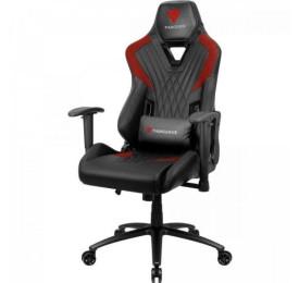 Cadeira Gamer THUNDERX3 DC3 Preta/Vermelha