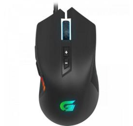 Mouse Fortrek Gamer VICKERS RGB 4200DPI Preto