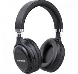 Fone de Ouvido TELEFUNKEN Bluetooth Over-Ear H800ANC Preto