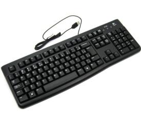 Teclado Logitech K120 USB