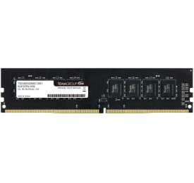 Memória DDR4 Team Group 8GB 2666Mhz TED48G2666C1901